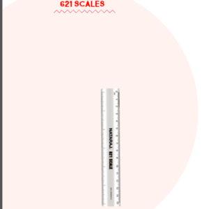 Nataraj 621 scales - 1 pc pack (15cm)