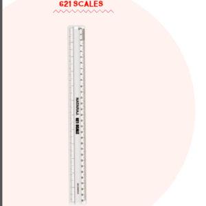 Nataraj 621 scales - 1 pc pack (30cm)