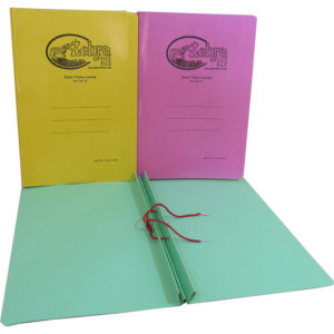 Office Paper Tag files - Pack of 24