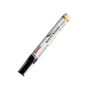 Kores White Board Marker - Black Colour