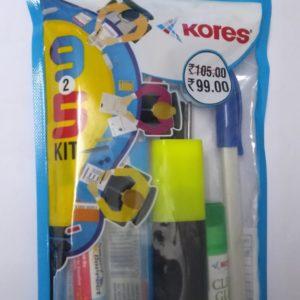 Kores Stationery Kit