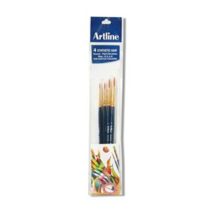4-synthetic-hair-round-paint-brushes-size-0246