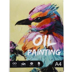 A4 OIL PAINTING PAD