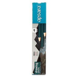 Apsara Pencil - 4B Shade - 10 Pencils Pack