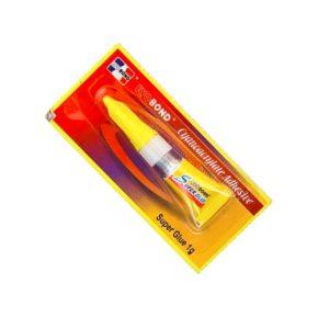 EVO BOND Super Glue 1g