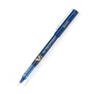 PILOT HI-TECH POINT PEN (Luxor) - Blue Colour