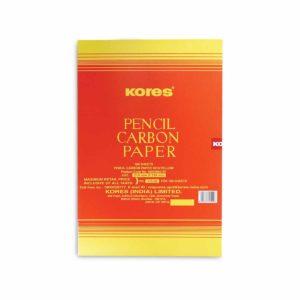 Pencil Carbon Paper - Yellow Carbon Paper