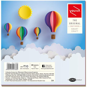 navneet-youva-craft-paper-15-cm-x-15-cm-20-sheets-pack-of-20