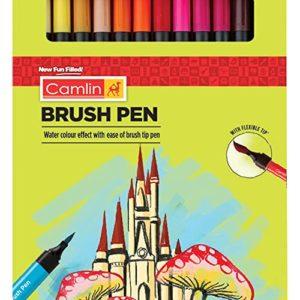 Camlin Brush Pen - 24 Shades