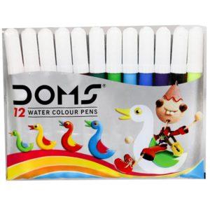 Doms 12 Water Colour Pens