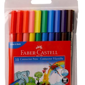 Faber Castell 10 Connector Pens