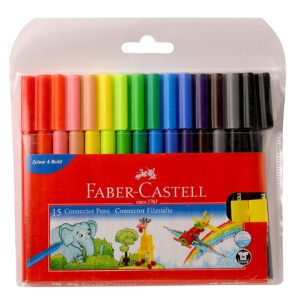 Faber Castell 15 Connector Pens