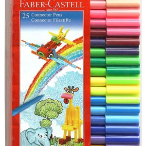 Faber Castell 25 Connector Pens