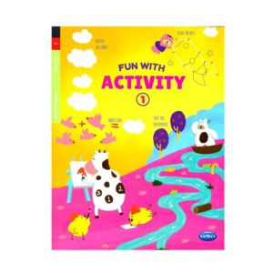 FUN WITH ACTIVITY 1 - ACTIVITY BOOK