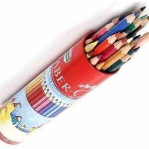 Faber Castell 16 Colour Pencils