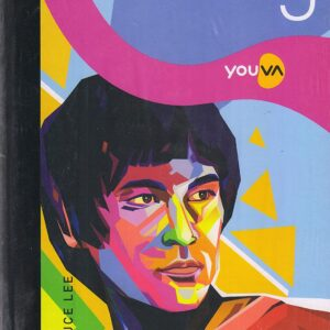 Navneet Youva | Case Bound | 5 Subject Book | 18.5x24.7 cm | Single Line | 400 Pages | Pack of 1