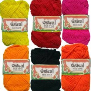Embroidery Woolen Thread