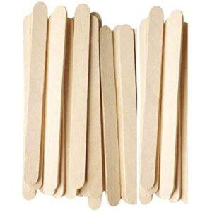 Wooden Ice Cream Stick Popsicle Sticks Wooden Stick